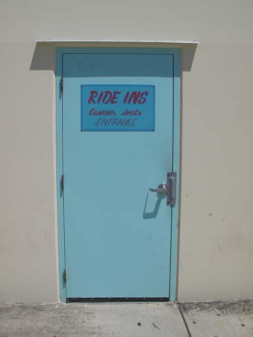 La porte qui mène au paradis de Corbin